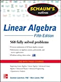 img - for Schaum's Outline of Linear Algebra, 5th Edition (Schaum's Outlines) book / textbook / text book