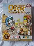 Oscar the Balloonist Discovers the Farm: An Animated Learning Adventure Set on a Farm