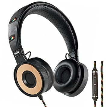 House of Marley - EM-FH023-HA - Redemption Song OE Harvest Casque arceau