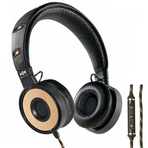 House Of Marley Em-Fh023-Ha Redemption Song On-Ear Headphones