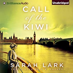 Call of the Kiwi: In the Land of the Long White Cloud, Book 3 | [Sarah Lark, D. W. Lovett (translator)]