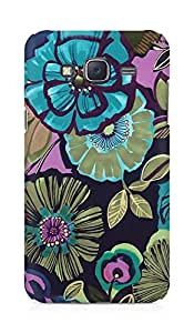 Amez designer printed 3d premium high quality back case cover for Samsung Galaxy J5 (Flowers Colourful 3)