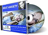 Beat Anxiety Hypnosis CD - Don't let anxiety take over and consume your life. Release yourself from it's grip so that you can live a happy and fulfilling life!