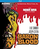Baron Blood [Blu-ray] [1972] [US Import]