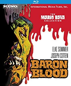 Baron Blood: Kino Classics' Remastered Edition [Blu-ray]