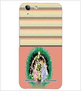 PrintDhaba Couple D-3772 Back Case Cover for LENOVO VIBE K5 (Multi-Coloured)