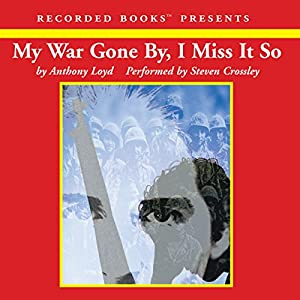 My War Gone By, I Miss It So Audiobook
