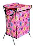 CiplaPlast Branco Laundry Basket Pink design