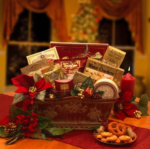 Bountiful Blessings Holiday Gourmet Gift Basket