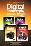 img - for Scott Kelby's Digital Photography Boxed Set, Parts 1, 2, 3, and 4, Updated Edition book / textbook / text book