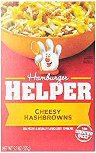 Hamburger Helper, Cheesy Hashbrown, 5.5-Ounce (Pack of 6)