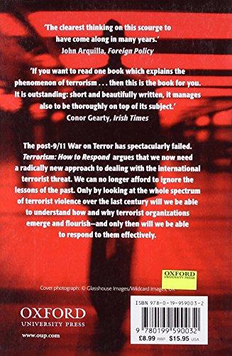 Terrorism: How to Respond