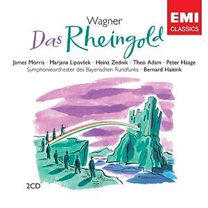 Wagner : L'Or du Rhin (Das Rheingold)