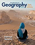 img - for Introduction to Geography: People, Places & Environment (6th Edition) book / textbook / text book