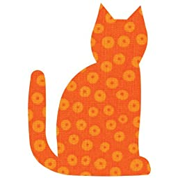 AccuQuilt GO! Baby Fabric Cutting Dies; Calico Cat by AccuQuilt