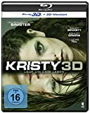 DVD Cover 'Kristy - Lauf um dein Leben [3D Blu-ray + 2D Version]