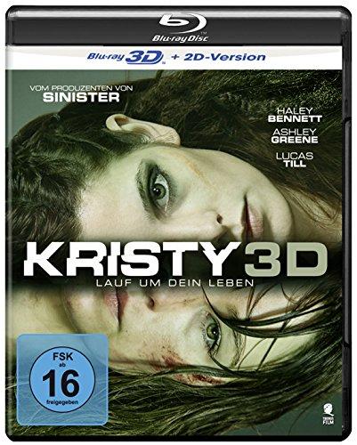 Kristy - Lauf um dein Leben [3D Blu-ray + 2D Version]
