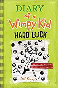 Diary Of A Wimpy Kid Hard Luck Audio