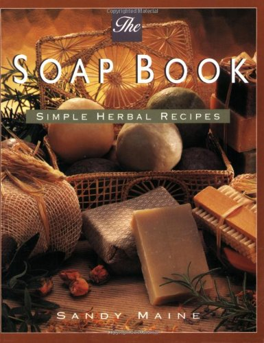 Soap Book, Maine, Sandy