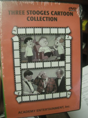 Three Stooges Cartoon Collection