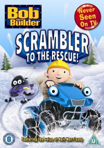 Bob The Builder - Scrambler To The Rescue [DVD]