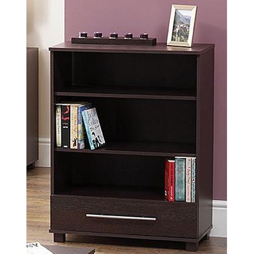 bibliotheques wenge pas cher. Black Bedroom Furniture Sets. Home Design Ideas