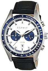 Esprit ES - Ryan Analog White Dial Mens Watch - ES108241002
