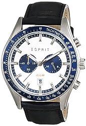 Esprit ES - Ryan Analog White Dial Mens Watch - ES108241002