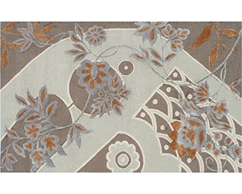 The Rug Market Shusu Area Rug  Size 5'x8'