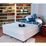 "8"" Night Therapy Memory Foam Mattress & Bi-Fold® Box Spring Set - Full"