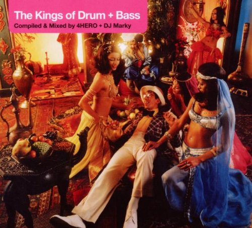 Kings of Drum + Bass various artists DnB Audio CD