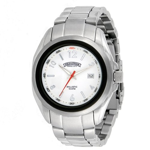 Field & Stream Men's F187GWBS Armor-Tech Stainless Steel Watch