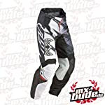 Fly Racing Kinetic Inversion Gentlemen white/black (Size: 32) Downhill trousers