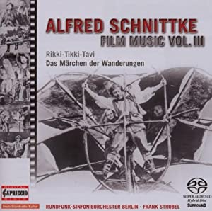 SCHNITTKE: Film Music Vol. 3