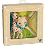 Sophie The Giraffe Supersoft Comforter Setby VULLI