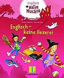 Englisch - keine Hexerei - Buch mit 2 Hörspiel-CDs (Englisch mit Hexe Huckla)