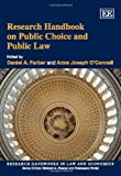 img - for Research Handbook on Public Choice and Public Law (Research Handbooks in Law and Economics Series) book / textbook / text book