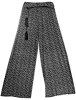 Gothic Wide Leg Flattering High Waist Stretch Palazzo Pants/Trousers in 16 Classic Styles Size 16-24