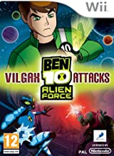 Ben 10 Alien Force: Vilgax Attacks (Wii) [Importación inglesa]