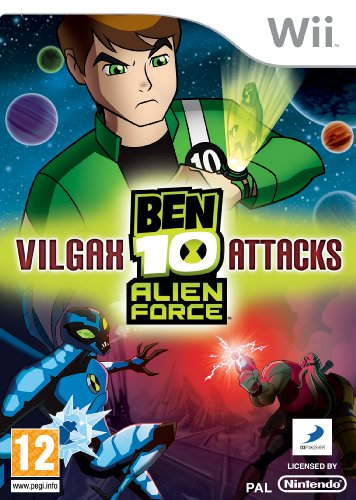 Ben 10 Alien Force: Vilgax Attacks (Wii)