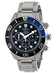 Seiko Men's SSC017 Solar Dive