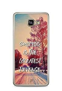 YuBingo Success is the Greatest Revenge Designer Mobile Case Back Cover for Samsung Galaxy A7 2016