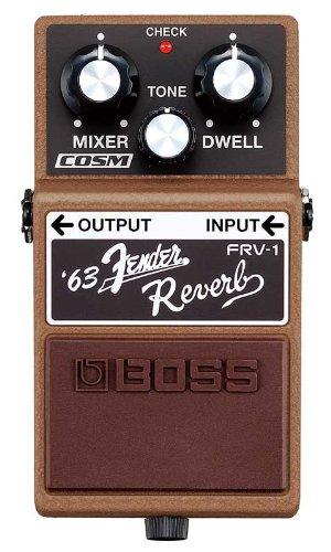BOSS 63 REVERB - FRV-1