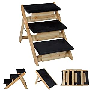 Amazon Folding Pet Stairs For Dogs
