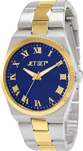 Jet Set 15222 J61106-322 - Orologio da polso da donna, cinturino in acciaio inox