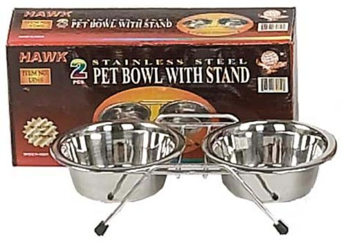 2 Piece Food Dish For Small Pets front-268619