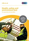 Health, Safety and Environment Test for Operatives and Specialists: GT 100