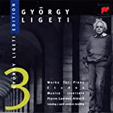 Oeuvres pour piano (coll. Ligeti Edition Vol.3)