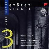 Ligeti: Works For Piano: Etudes, Musica Ricercata (Pierre-Laurent