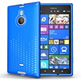 TUDIA Ultra Slim Melody TPU Bumper Protective Case for Nokia Lumia 1520 (Blue)